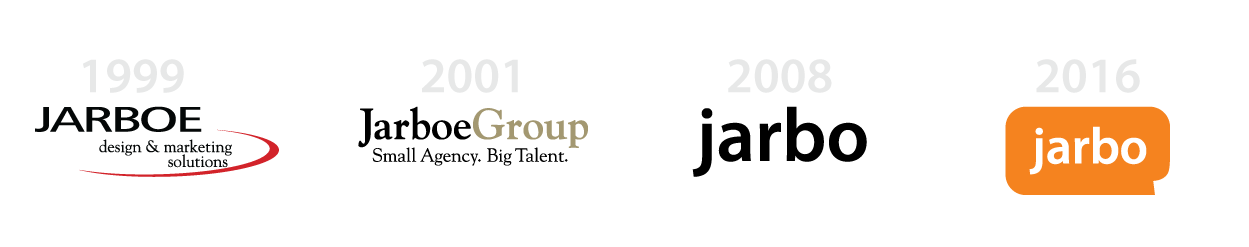 Jarbo LogoEvolution